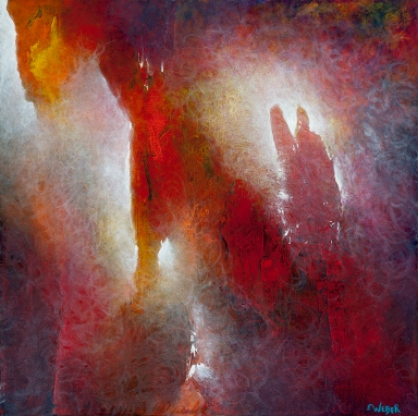 """A Promise Within, 18"""" x 18"""" #1056"""