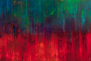 "Awakened Longings, 48"" x 72"" #1249"