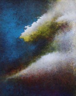 """The Reach of Your Kiss, 30"""" x 24"""" $700"""