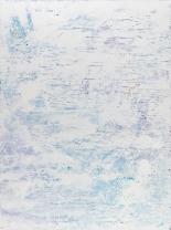 """Solitude, acrylic on canvas, 40"""" x 30"""", $1200"""