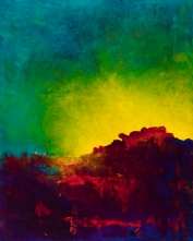 """Vision Quest, acrylic on canvas, 60"""" x 48"""", $2700"""