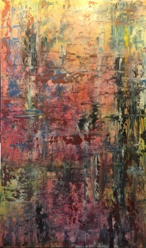 A Conversation at Twilight Inv#1421 60x36