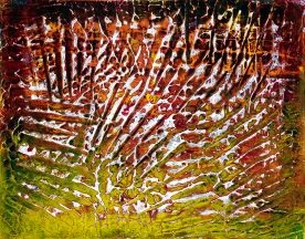 Tapestry Series Remnant I 11x14 Inv#1421