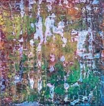 Tapestry Series: Remnant IX 6x6 Inv#1429