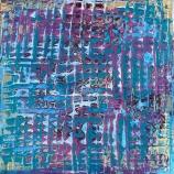 Tapestry Series: Remnant VI 8x8 Inv#1426